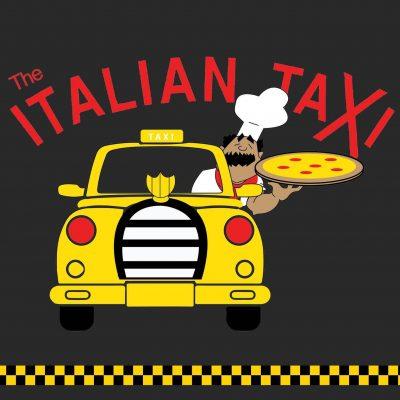 The Italian Taxi Logo